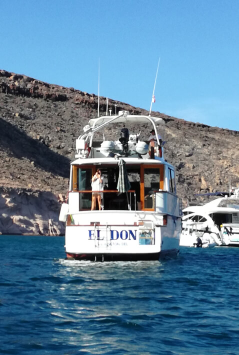 El Don yatch
